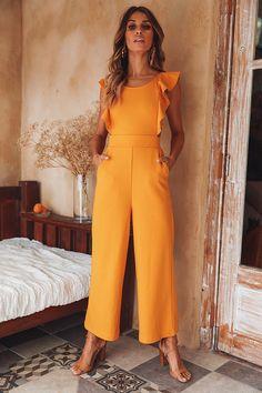I Hope You Dance Jumpsuit Mustard - I Hope You Dance Jumpsuit Mustard Source by amyreneedwyer - Jumpsuit Outfit, Casual Jumpsuit, Short Jumpsuit, Overalls Outfit, Lace Jumpsuit, Summer Outfits, Casual Outfits, Cute Outfits, Dress Summer