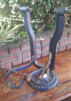 Vintage 10 In1 Bike Bicycle Multi Function Steel Repair Tool NOS made in England