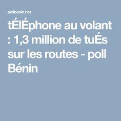 TÉLÉPHONE AU VOLANT : 4 FOIS PLUS DE RISQUE ENCOURU POUR UN ACCIDENT