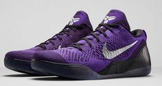 Release Reminder  Kobe 9 Elite Low