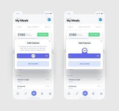 12 Best Slider UI images in 2018 | Slider ui, Ui design, Ui