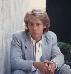 A young, debonair James Spader. His character, Stef, was a total jerk in this movie. I love James Spader to this day.