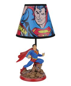 This Superman Vintage Costume Travel Mug is perfect for taking to school or work. Featuring the Superman logo, this durable mug makes an excellent gift for any DC Comics fan. Superman Room, Superman Figure, Superman Kids, Superhero Room, Superman Man Of Steel, Superman Stuff, Superman Nursery, Westland Giftware, Kids Lighting