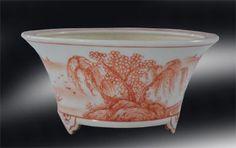 poteries japonaise de collection pour bonsai pineado por Pascal GRADT