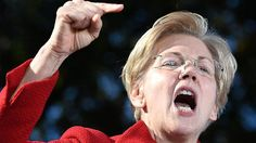 Sen. Elizabeth Warren speaks at a campaign rally for Democratic presidential candidate Hillary Clinton October 24, 2016 at Saint Anselm College in Manchester, New Hampshire.