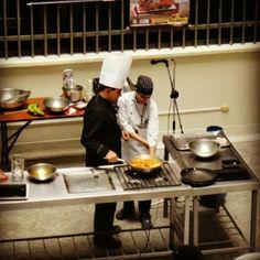 Show en vivo... Cocina Colombiana!