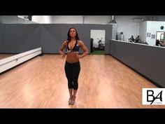 Stage Presentation & Posing with Janelle Nicolo - YouTube