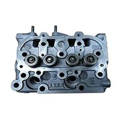 Part Number: Application For Kubota Engine Head Aftermarket Parts, Kubota, Cylinder Head, Diesel Engine, Heavy Equipment, Engineering, Free Shipping, Spare Parts, Technology