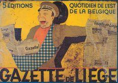 Chronologie Robert Denoël - année 1921