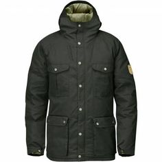 Fjaellraeven He. Greenland Down Jacket M 1
