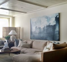 Eric Blum in a New York home by McAlpine Booth & Ferrier Interiors