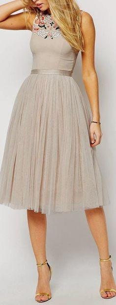 Mi Wedding Diario: Look para Invitadas: Faldas de Tul                                                                                                                                                     Más #skirtoutfits