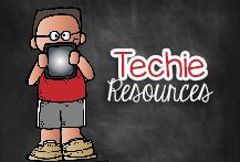 Great classroom technology resource board for the tech savvy enthusiast.
