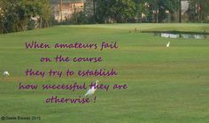 #Amateur #golf #quotes #funny #psychology #words #thoughts #