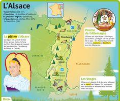 Fiche exposés : L'Alsace