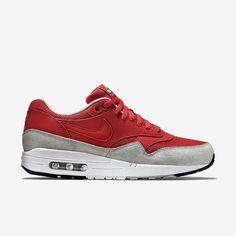 Nike Air Max 1 Essential – (DARING RED/GREY MIST)
