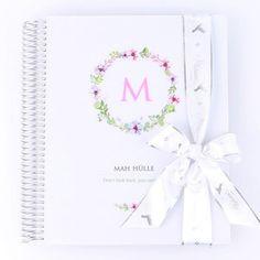 O seu monograma na capa do seu Planner, um amor <3 Compre e ganhe vários itens!