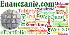 Portal założony przez Lechosława Hojnackiego na temat wykorzystania nowoczesnych technologii w edukacji Web 2.0, Educational Technology, Portal, Teaching, School, Youtube, Internet, Apps, Kitchen