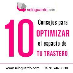 10 consejos para octimizar el espacio de tu trastero. Visita nuestro blog: http://www.seloguardo.com/blog/10-consejos-para-optimizar-el-espacio-de-tu-trastero/