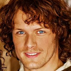 Sam Heughan - Ator do Reino Unido (New Galloway)