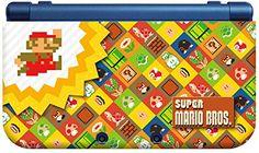 Retro Mario Duraflexi Protector for New Nintendo 3DS XL Hori http://www.amazon.com/dp/B014KXM2IK/ref=cm_sw_r_pi_dp_iIFswb101RH4W
