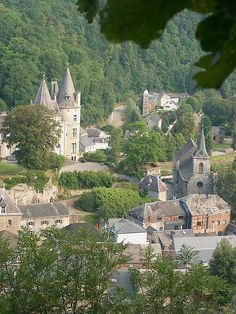 Durbuy, Belgium. Sorry to spam Belgium, but Jason's going in September & I have to scope it out! :) So excited for him!!! Now if I can just figure out how to make him take picture!!