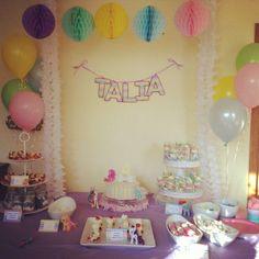 My Little Pony Birthday Party Ideas | Photo 1 of 23