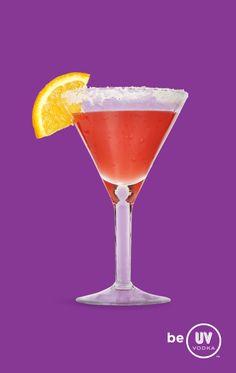 UV Vodka Recipe: Tropi-Candy Cosmo