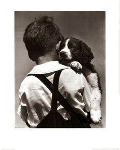 Puppy Love Posters by H. Armstrong Roberts at AllPosters.com