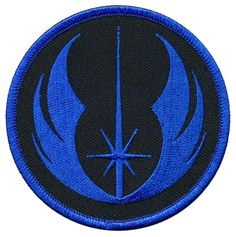 Your place to buy and sell all things handmade Embroidery Patches, Embroidered Patch, Fallout Brotherhood Of Steel, Jedi Symbol, Star Wars Jacket, Bodhi Rook, Asajj Ventress, Tactical Wear, Galactic Republic