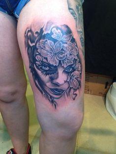 Tattoo realismo