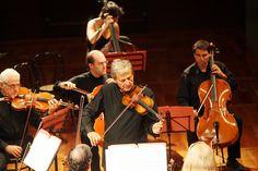 Uto Ughi con I Filarmonici di Roma