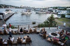 Westward Restaurant & Little Gull Seattle | Remodelista