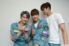 Taeyang, Inseong & Rowoon // SF9