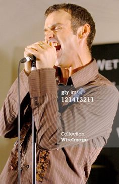 News Photo : Marti Pellow during Wet Wet Wet Greatest Hits...