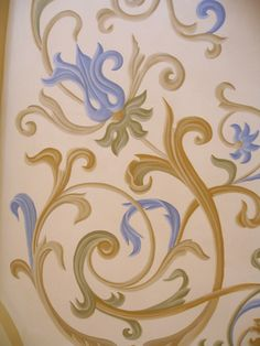 Detail, Master Bath Ceiling by Jeff Huckaby