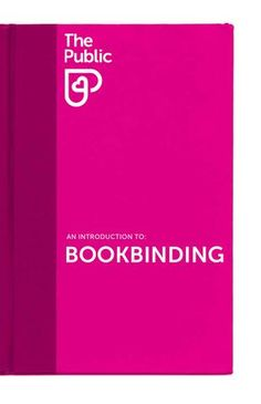 (No3) An Introduction to Bookbinding