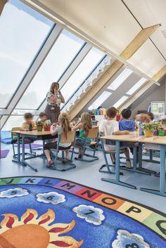 Galería de Expansión de la Escuela Americana de la Haya / Kraaijvanger - 18