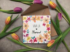 Kunterbunte Muttertagskarte - Illustration und Gestaltung von TIWAdesign - erhältlich auf www.herz-an-herz.at Illustration, Diy Home Crafts, Heart, Cards, Illustrations