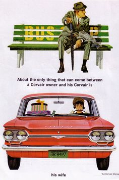 I drove a Corvair Spider during my high school year.  I love that car.  Zoom...Zoom!