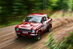 Escort MK1...I'm onto these things | WRC Rally School @ http://www.globalracingschools.com