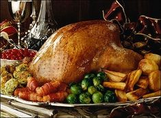 Thanksgiving Tablescapes, Roast Chicken, Turkey, Lunch, Meat, Christmas Stuff, Southern, Food, Christmas Things