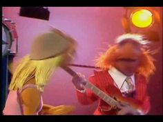 The Muppet Show. Floyd and Janice - Fifty Ways To Leave Your Lover (ep.511)
