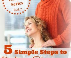 Coping with stress can be tough, so help your man out. Here are 7 easy ways to help turn your husband's bad day into a good one.