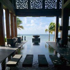 """Nizuc Resort & Spa, Cancun, México #difehoteis @nizucresort #difeviaja"""