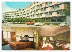 BEIRA | Moçambique Grande Hotel, Out Of Africa, Portuguese, Modern Architecture, South Africa, Beautiful Places, Painting, Vintage, Old Pictures