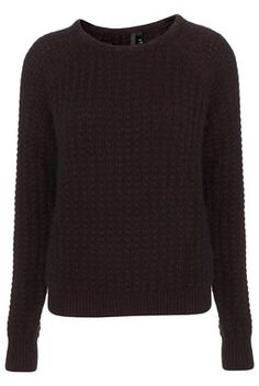 Angora Stitch Jumper by Boutique