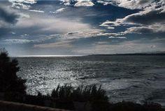 Mare e cielo inquieti...