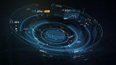 2019 - Holographic HUD element concept design on Behance Digital Dashboard, New Zealand Art, Game Interface, Data Visualization, Interactive Design, Motion Design, Graphic Design Illustration, Motion Graphics, Ui Design