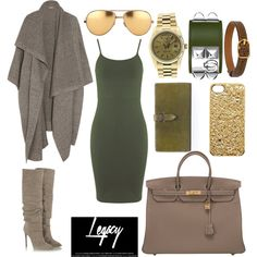 A fashion look from August 2015 featuring Miss Selfridge dresses, STELLA McCARTNEY coats and Hermès handbags. Browse and shop related looks.